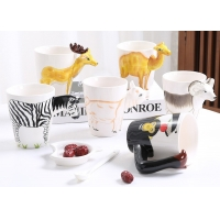 Buy cheap 450ml Ceramic Reusable Coffee Cup product