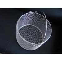 Buy cheap Square Shape Mini Stainless Steel French Frying Basket product