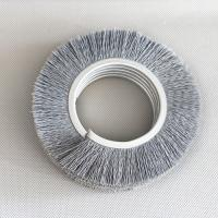 Buy cheap Short trim abrasive brush, wheel brush for surface finishing product