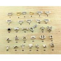 Buy cheap Stainless Steel Locket Charms Sterling Silver Charms product