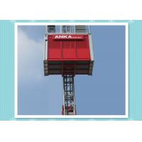 Buy cheap Man Material Construction Hoist Elevator With 2000kg Load Capacity product