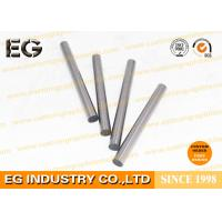 Buy cheap Small Carbon Graphite Rods 1.85 g/cm3 high Density fine grain With 6.49mm  diameter / dia Custom Size product