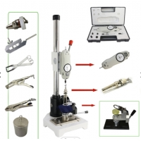 High Precision Button Strength Pull Test Instrument For Garment Industry for sale