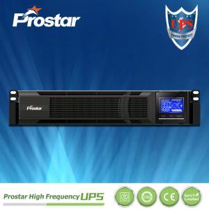Buy cheap Prostar 2U 19-inch Rackmount UPS 2KVA PHR1102 LCD Display 220V for Server Room product