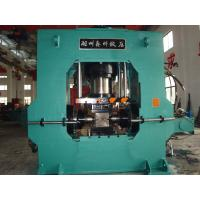 Buy cheap Four Columns Hydraulic Forming Press 1000T For Automotive Exhaust Pipe product