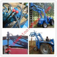 Buy cheap Deep drill, factory Earth Excavator/pile driver product