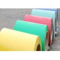 Buy cheap Cold Rolled Prepainted Galvalume Steel Coil Balcony SGS Approved product