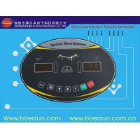 Buy cheap Waterproof Printing Machine Membrane Touch Switch With 3m Adhesive product