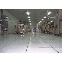 Buy cheap Solid Aluminum Light Weight Raised Access Floor System With PVC Or HPL Finish product