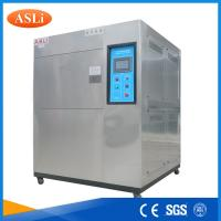 Three Zone Cold and Hot Thermal Shock Chamber for sale