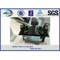Buy cheap Vossloh Skl14 Tension Clamp/W14 Railway Fastening System/SKL14 Elastic Rail Clip product