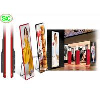 Buy cheap HD Shopping Mall P3 LED Poster Screen Indoor Full Color LED Display from wholesalers