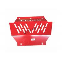 Buy cheap Isuzu Dmax Skid Bash Plate Protector 4x4 Off Road Accessories Red Painted from wholesalers