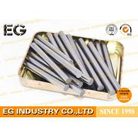 Buy cheap High Purity Carbon Graphite Rods Bulk Density Low Ash Content Various Small Size product