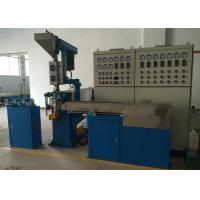 Buy cheap Plastic Electric Cable Making Machine Double Head Co Extrusion Sheath Cable Coated Unit product