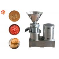 Buy cheap Peanut Butter Automatic Food Processing Machines groundnut butter Production Line product