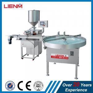 Buy cheap Automatic Single Head Cream Filling Machine Bottling Machine Packing Machine product