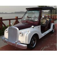 Buy cheap 2019 new square amusement park electric tractor for Fuel sightseeing car product