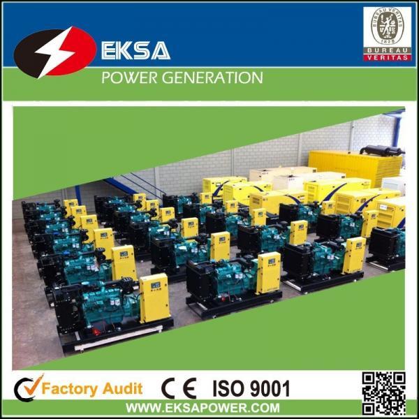 Quality 500KVA CUMMINS engine assemble diesel generator sets Global warranty for sale