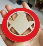 Buy cheap Custom Made Funny Metal Auto Chrome 3D Car Emblems&Car Badges product