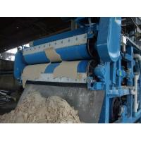 Buy quality BCP Belt Filter Press Sludge Dewatering For Paper Industry 20 M3/H at wholesale prices