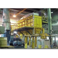 Buy cheap Solid Handling Compact 25kg/m³ Bag Dust Collector product