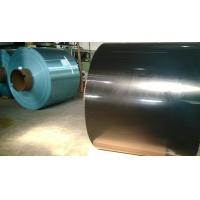 Quality Blue / Golden hydrophilic coated Aluminum foil with thickness 0.2MM Various Width For aluminium  Fin Stock for sale