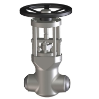 Buy cheap Inner Surface Polished 150LB SS304 110mm Slide Valve product