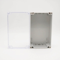 Buy cheap 200*120*75mm Clear Plastic Enclosures For Electronics product