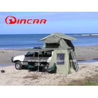 Buy quality 2 - 3 Person Roof Top Tent Camping 4WD 4 X 4 Rooftop Tents Canvas RT01 at wholesale prices