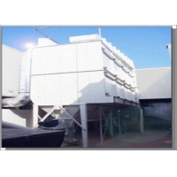 Buy cheap Double Filtration Efficiency 0.1um Industrial Dust Collector product