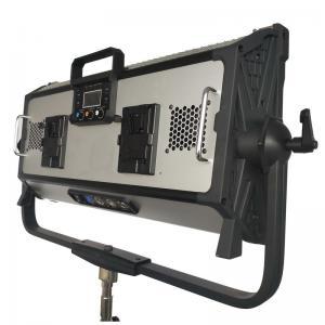 China High CRI / TLCI RGBW LED Soft Light Panel for Film Lighting 400W / APP Control on sale