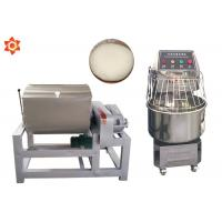 Buy cheap 150Kg/H Capacity Commercial Kneading Machine Small Spiral Dough Mixer 40 * 420 * 630 Mm product