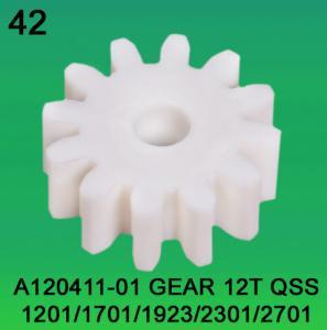 Buy cheap A120411-01 GEAR TEETH-12 FOR NORITSU qss1201,1701,1923,2301,2701 minilab product
