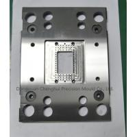China Electronic telecommunication connector injection mould base with S45C , S55C Material on sale