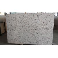 Buy cheap High density inorganic terrazzo slab tiles artificial stone for indoor outdoor product