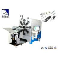Buy cheap 8mm 16 Axes Cam-Less CNC Control Spring Bending Machine with High-Efficiency product