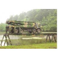 Quality Automatic Single Span Deck Heavy Mechanized Bridge For Temporary Transportation for sale