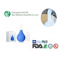 Buy cheap Two Part Medical Grade Silicone Rubber RH6250-50YH For Injection Produce product