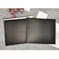Buy cheap Matt Black Horizontal Bubble Package Envelope Shock Resistance SGS Certification product