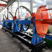 Buy cheap 1250 Mm Electric Cable Manufacturing Machinery Tapping Head With Driving System product