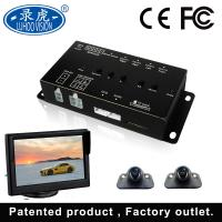 China Factory outlets 4 Channel SD Card 3G Live HD Vehicle Security Car DVR Camera System with GPS Tracker on sale