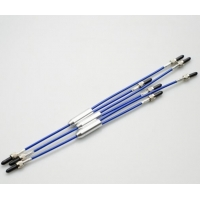 Buy cheap SMA905 Connector Optical Fiber Probe Spectrometer Of Optical Fiber Y Shape (1*5) product
