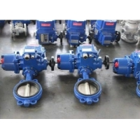 Buy cheap PN10 Manual Butterfly Valve product