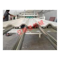 Buy cheap Double Layer Hollow Roofing Tile Making Machine Roll Forming Line for Warehouse and Buildi product
