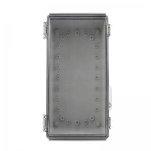 Buy cheap IP65 Hinged Plastic Electrical Enclosures Watertight Easy Open product