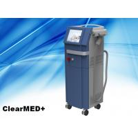 Buy cheap Vertical 808nm Diode Laser Hair Removal Equipment With 10 - 1500 Ms Pulse Duration product