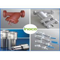 Buy cheap BOCIN 0.2Mpa - 1.0Mpa Fuel Gas Filters Flange Strainer / Natural Gas Filtration product