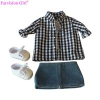 Buy cheap Customized cheap doll clothes dress fashionable girl spotrswear doll accessories from wholesalers