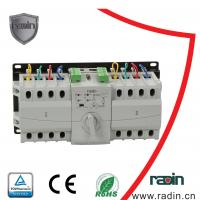 Buy cheap 6A-63A Electric Transfer Switch Manual , Manual Electric Transfer Switch For Generator product